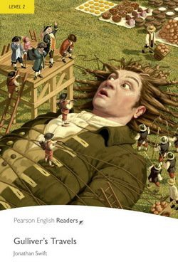 Pearson English Readers 2 Gulliver´s Travels Book + MP3 audio CD Pack