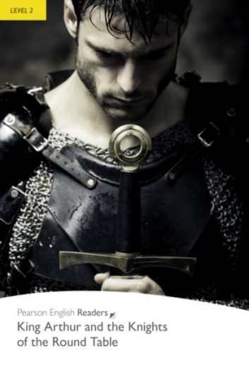 Pearson English Readers 2 King Arthur and the Knights of the Round Table Book + MP3 Audio CD