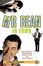 Pearson English Readers 2 Mr Bean in town Book + MP3 audio CD Pack