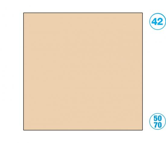 Papír barevný 50 x 70cm korálový