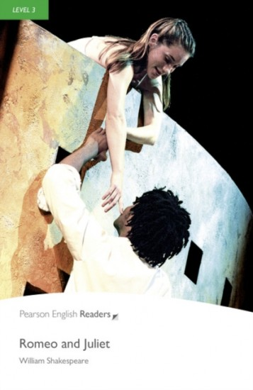 Pearson English Readers 3 Romeo and Juliet Book + MP3
