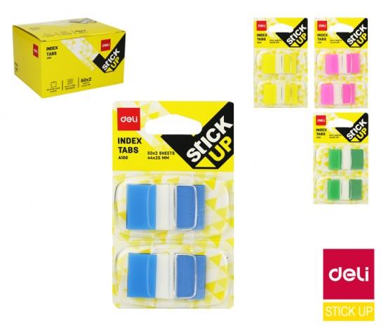 Záložky STICK UP mini set DELI EA10001
