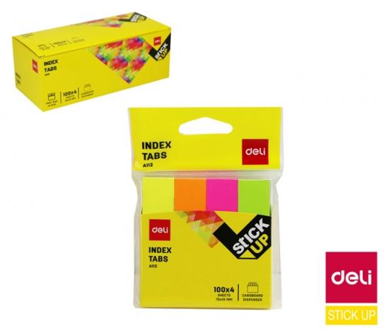 Záložky STICK UP mini set DELI EA11202