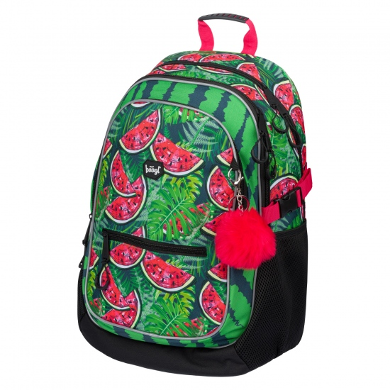 BAAGL Školní batoh Core Meloun : 8595054285647