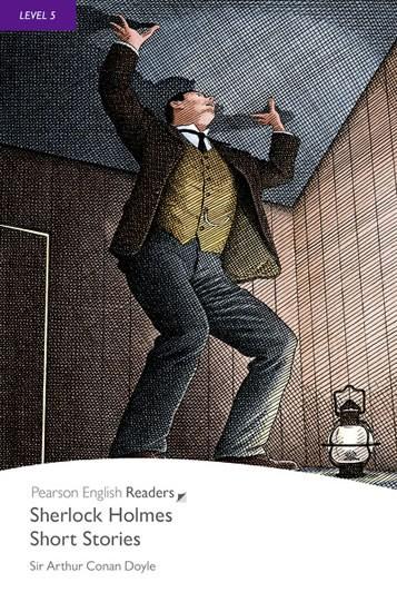 Pearson English Readers 5 Sherlock Holmes Short Stories Book + MP3