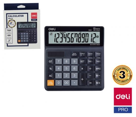Kalkulačka DELI EM01120 : 6935205362704