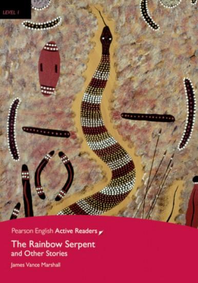 Pearson English Active Reading 1 Rainbow Serpent Book + MP3 Audio CD / CD-ROM