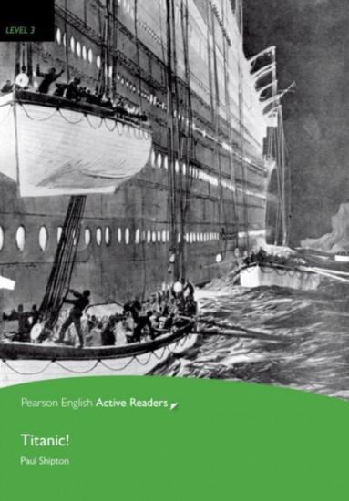 Pearson English Active Reading 3 Titanic Book + MP3