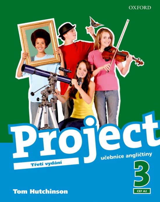 Project 3 Third Edition Student´s Book Czech Edition