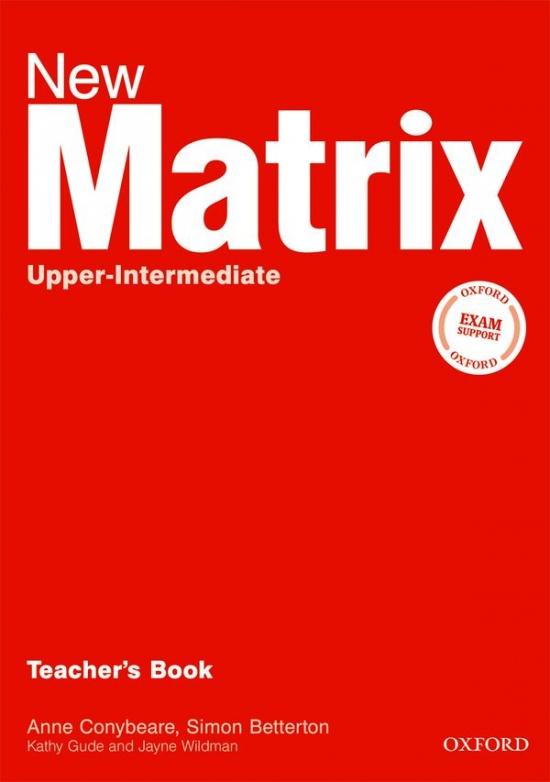 New Matrix Upper-Intermediate Teacher´s Book