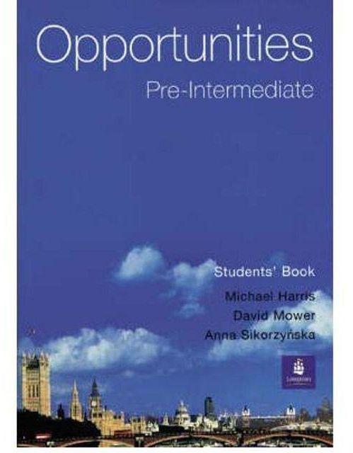 Opportunities Pre-Intermediate Student Book