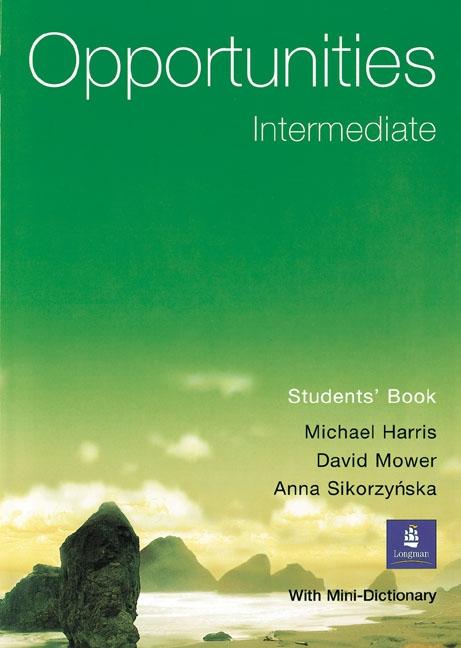 Opportunities Intermediate Student Book : 9780582421349