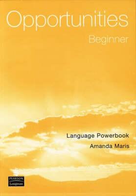 Opportunities Beginner Language PowerBook : 9780582511705