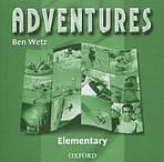 Adventures Elementary Class Audio CDs (2)