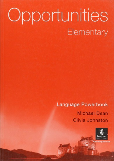 Opportunities Elementary Language PowerBook