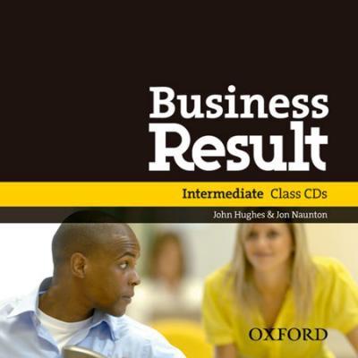 Business Result Intermediate Class Audio CDs (2)