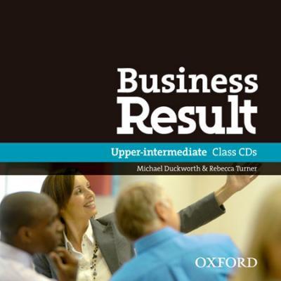Business Result Upper-Intermediate Class Audio CDs (2)