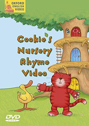 Cookie´s Nursery Rhyme Video DVD