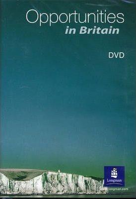 Opportunities in Britain DVD : 9780582854604