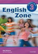 English Zone 3 Student´s Book