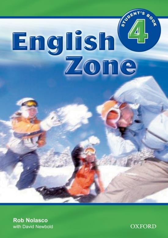 English Zone 4 Student´s Book