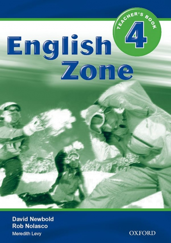 English Zone 4 Teacher´s Book