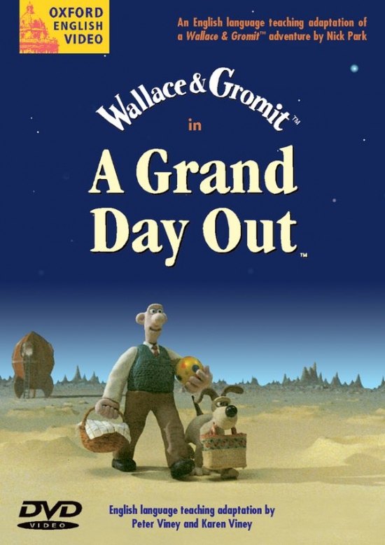 A Grand Day Out™ DVD : 9780194592383