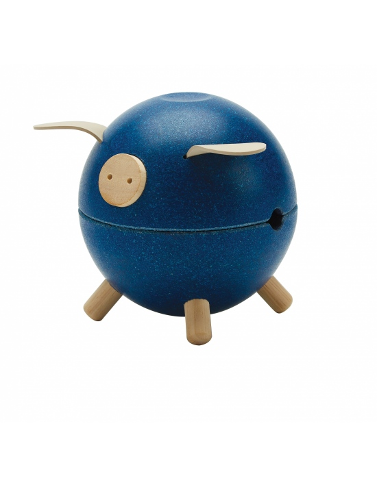 Kasička - modré prasátko