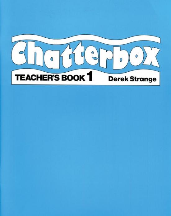 CHATTERBOX - Level 1 - TEACHER´S BOOK : 9780194324335