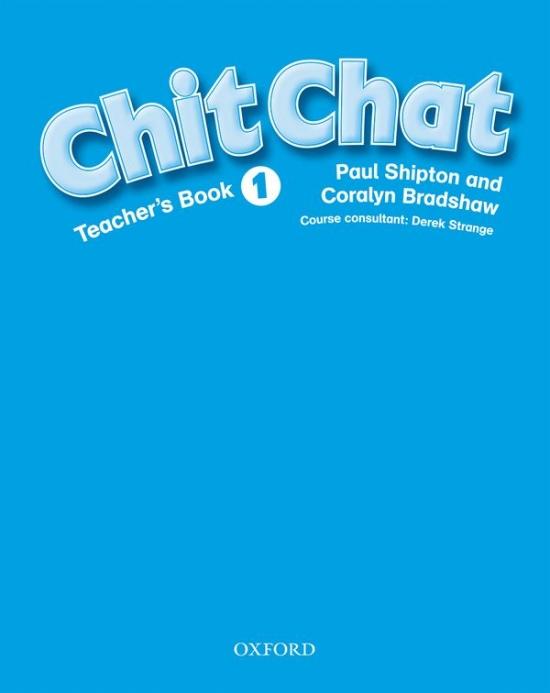 CHIT CHAT 1 TEACHER´S BOOK
