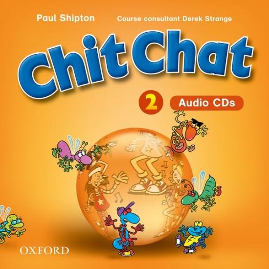 CHIT CHAT 2 CD