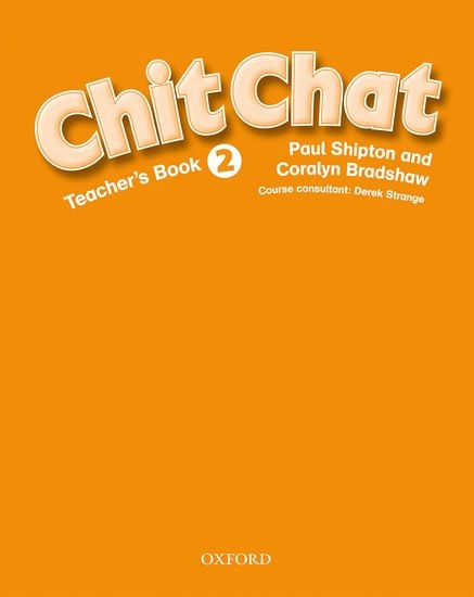 CHIT CHAT 2 TEACHER´S BOOK