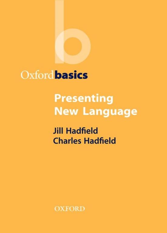 Oxford Basics Presenting New Language