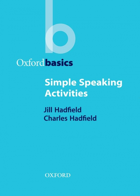 Oxford Basics Simple Speaking Activities