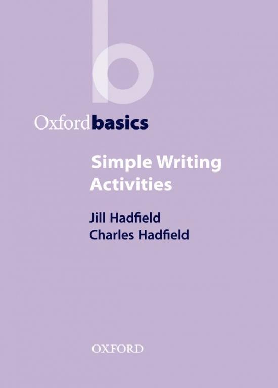 Oxford Basics Simple Writing Activities