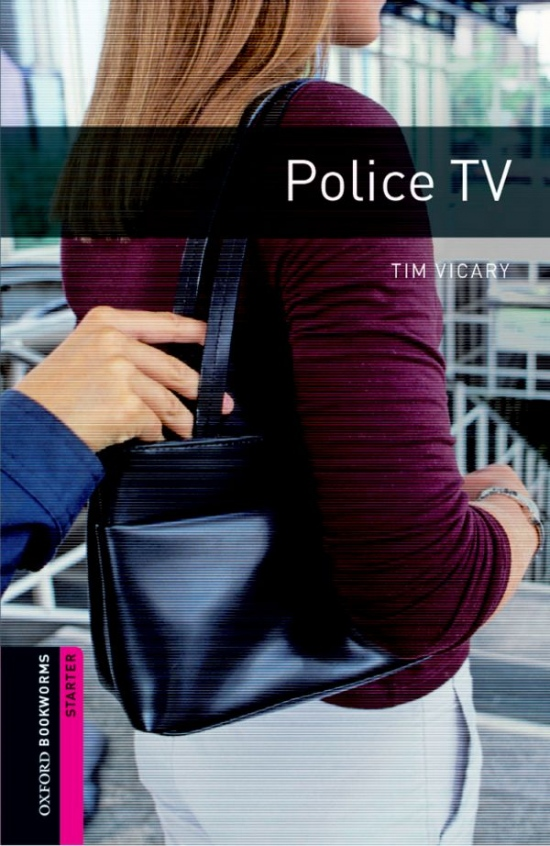 New Oxford Bookworms Library Starter Police T.V. Audio MP3 Pack