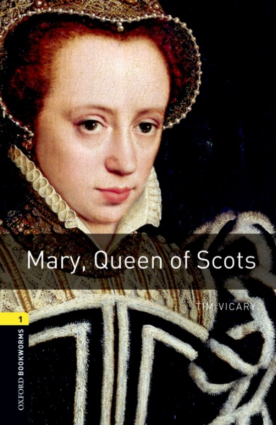 New Oxford Bookworms Library 1 Mary. Queen of Scots Audio Mp3 Pack