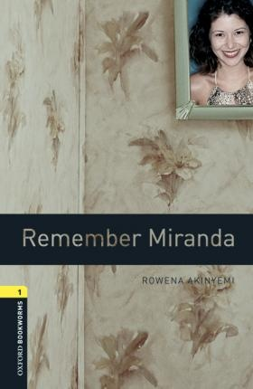 New Oxford Bookworms Library 1 Remember Miranda Audio Mp3 Pack