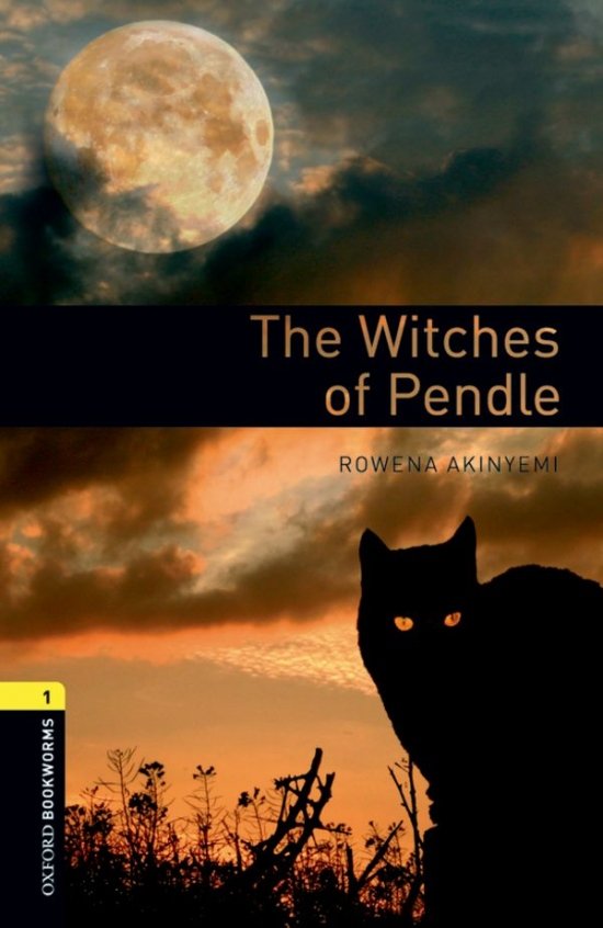 New Oxford Bookworms Library 1 The Witches of Pendle Audio Mp3 Pack