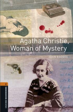 New Oxford Bookworms Library 2 Agatha Christie, Woman of Mystery Audio Mp3 Pack