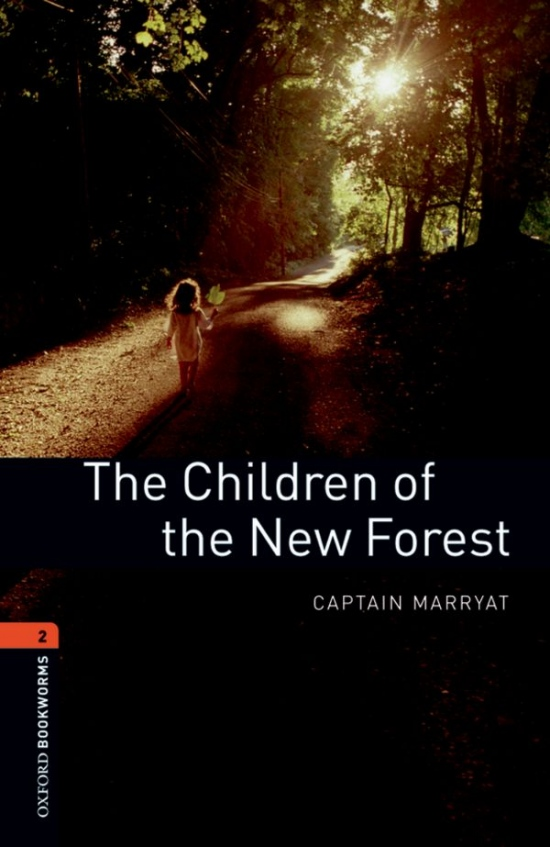 New Oxford Bookworms Library 2 The Children of the New Forest Audio Mp3 Pack