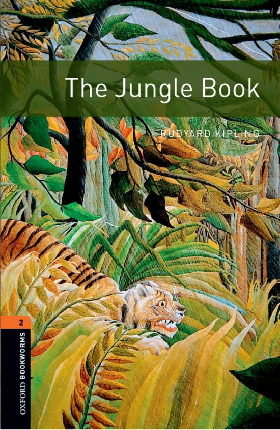 New Oxford Bookworms Library 2 The Jungle Book