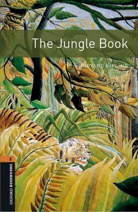 New Oxford Bookworms Library 2 The Jungle Book Audio Mp3 Pack