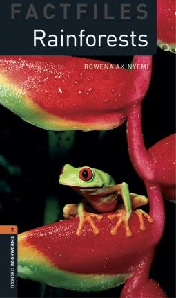New Oxford Bookworms Library 2 Rainforests Factfile Audio Mp3 Pack