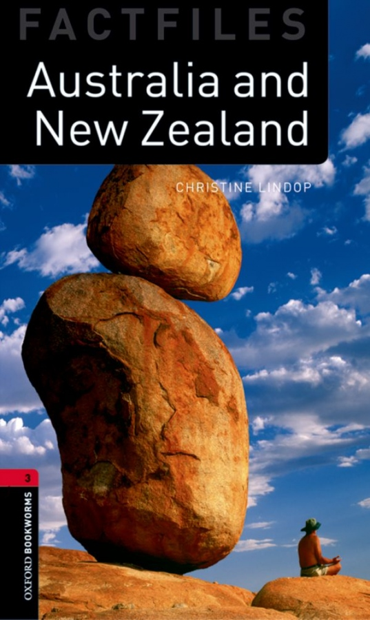 New Oxford Bookworms Library 3 Australia and New Zealand Factfile Audio Pack