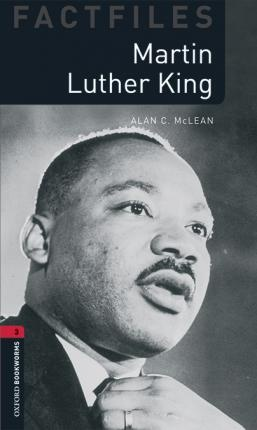 New Oxford Bookworms Library 3 Martin Luther King Factfile Audio Mp3 Pack