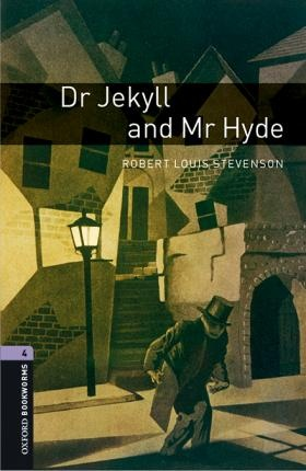 New Oxford Bookworms Library 4 Dr Jekyll and Mr Hyde Audio Mp3 Pack