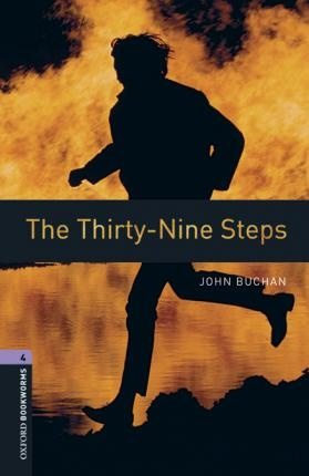 New Oxford Bookworms Library 4 The Thirty-Nine Steps Audio Pack