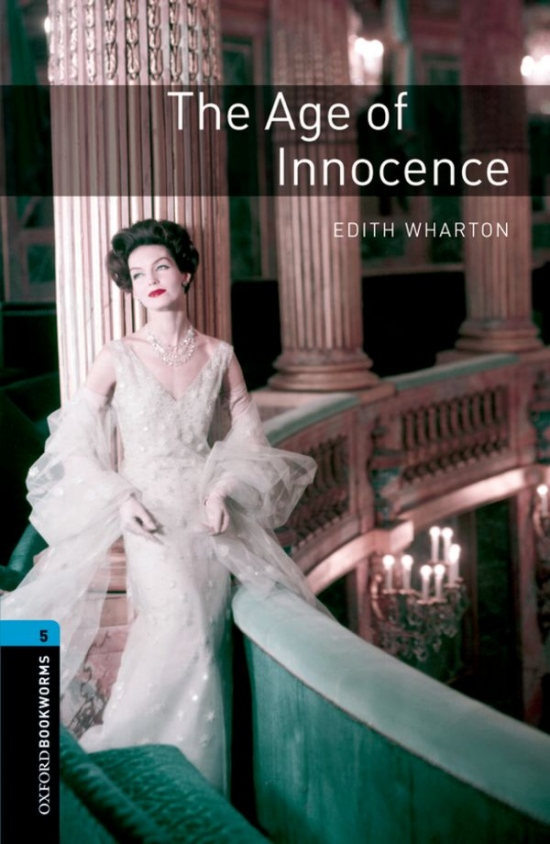 New Oxford Bookworms Library 5 The Age Of Innocence Audio Mp3 Pack