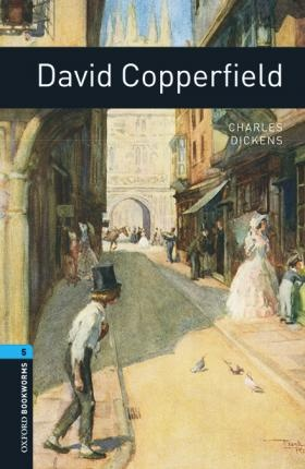 New Oxford Bookworms Library 5 David Copperfield Audio MP3 Pack